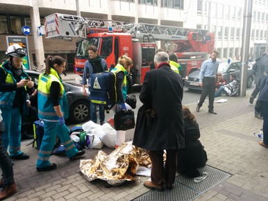 Liveblog: De aanslagen in Brussel