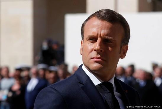 Macron ontmoet Libische krijgsheer Haftar