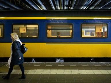 Treinen rijden weer tussen Leiden en Schiphol