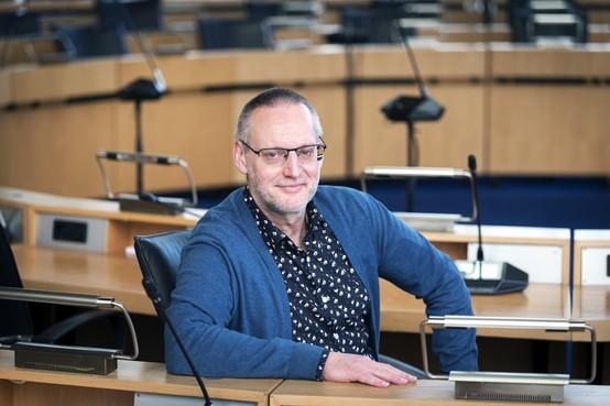 Oud-wethouder Haarlemmermeer Tom Horn burgemeester van Epe