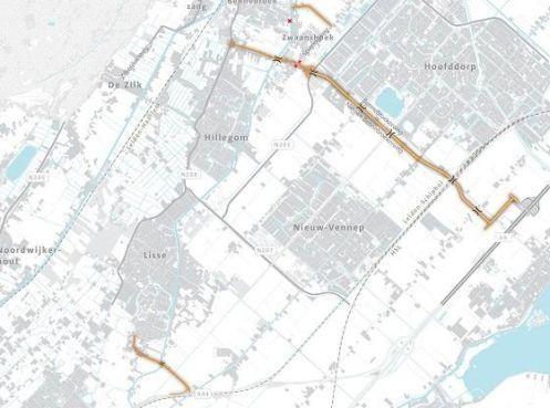 Nieuw provinciebestuur Noord-Holland legt bom onder Duinpolderweg