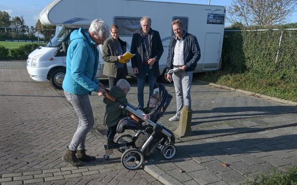 Knelpunten voor gehandicapten in Spierdijk in kaart gebracht