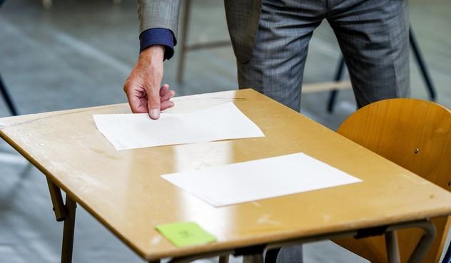 Eindexamenkandidaten Duin en Kruidbergmavo in Driehuis opnieuw aan de bak