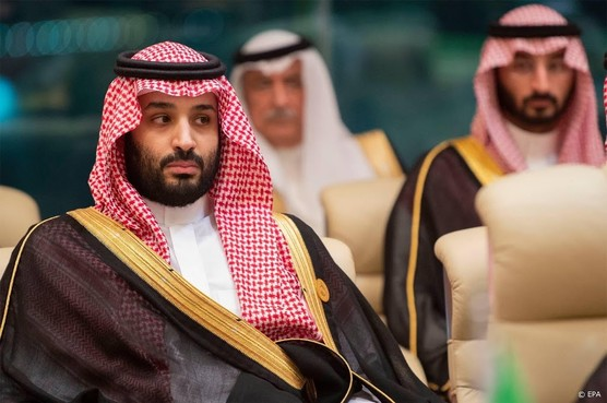 Zus beruchte Saudische prins voor rechter