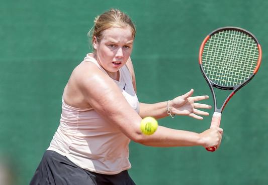 Blessure speelt Romy Krijger parten in vrouwenfinale van Flower Bulb in Hillegom