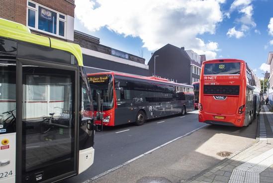 Buslijn 346 rijdt binnenkort vermoedelijk iets minder vaak tussen Haarlem en Amsterdam