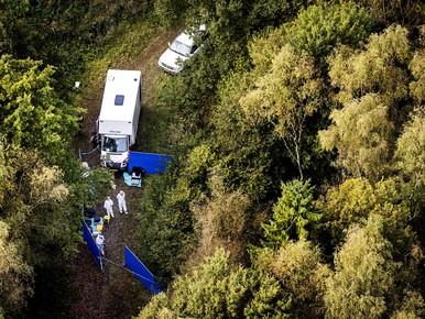 Lichaam Anne Faber gevonden in bos Zeewolde